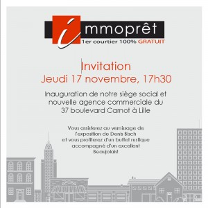 Inoguration Exposition Denis Bisch